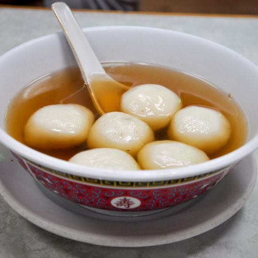 142. Glutinous Rice Ball