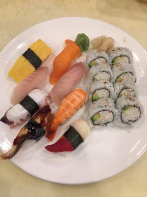 Assorted Sushi Combo (16 pcs)