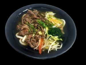 Noodle in Soup