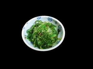 A7. Seaweed Salad
