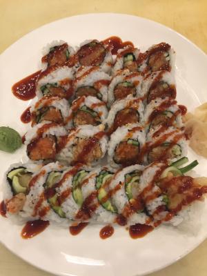 Spicy Combo (22 pcs)