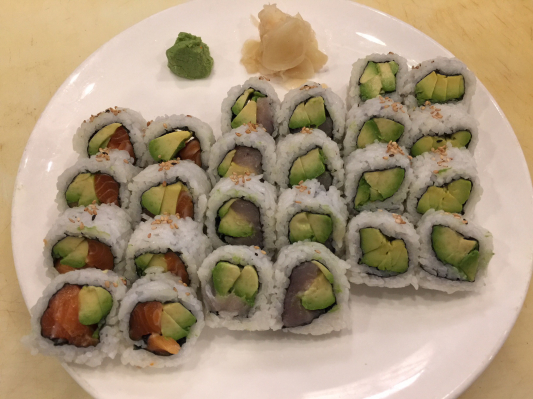 Avocado Combo (24 pcs)