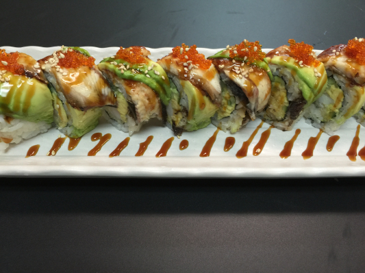 Dynamite Dragon Roll