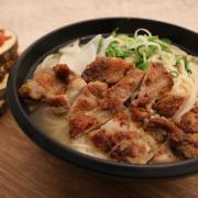 104. BBQ Chicken Noodle 铁板鸡扒面