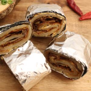 701. Beef Wrap 牛肉大饼