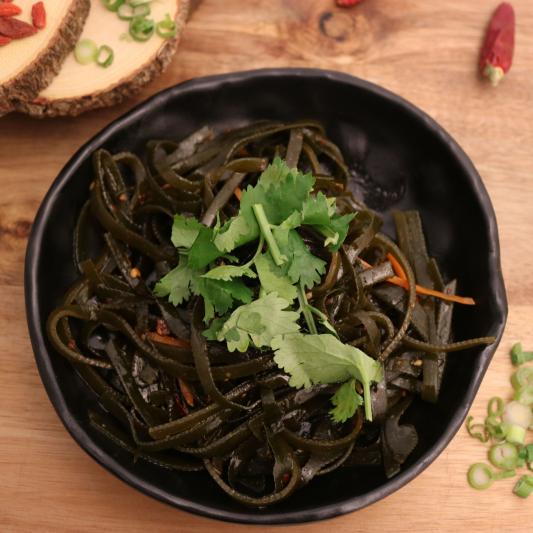 504. Seaweed Salad 凉拌海带丝