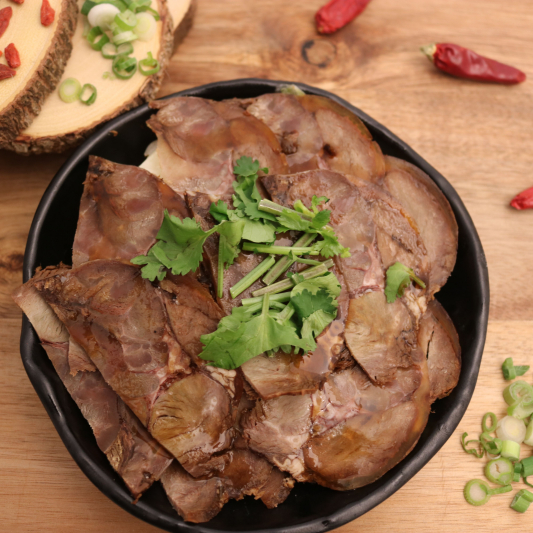503. Sliced Beef 酱牛肉