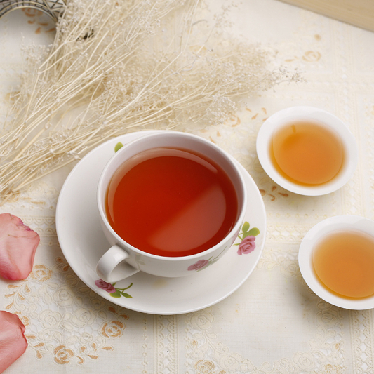 Cold Chinese Red Tea